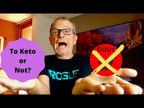 Gout? To Go Keto or Not?