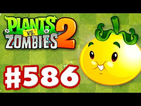 Plants vs. Zombies 2 - Gameplay Walkthrough Part 586 -Solar Tomato Premium Seeds Epic Quest!