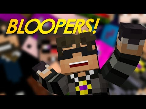 Minecraft Bloopers: HILARIOUS Bloopers in Minecraft