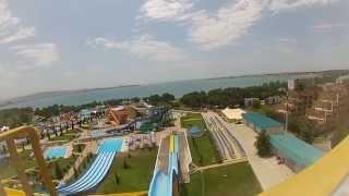 Белореченск - Геленджик (аквапарк Золотая Бухта) 14/06/13(Музыкальные треки используемые в видео ролике: