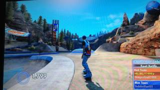 How to do the super dude glitch in skate 3