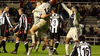 Newcastle United - Season Review - 2002/03
