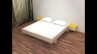 Zelf een tweepersoons bed makenbouwen