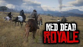 Red Dead Online Battle Royale CONFIRMED (Weekly News Roundup & Your Questions Answered)
