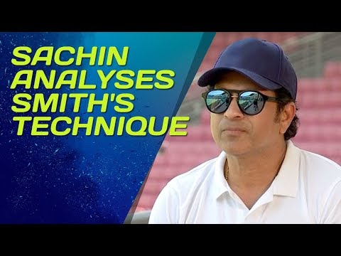 Sachin Tendulkar analyses Steve Smith's batting | Ashes 2019 | #SachInsight