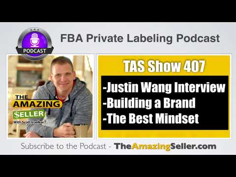 Change Bus Plan & Mindset! Go From $20k to $400k in Less Than 12 Mos! - TAS 407: The Amazing Seller