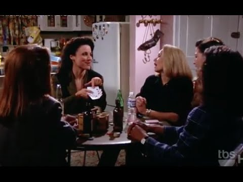 Seinfeld - All The Poker and Gambling