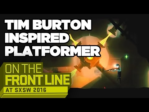 A Tim Burton-inspired Journey Into Hell - On the Front Line SXSW 2016