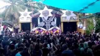 Atriohm Live @ Goa 2014