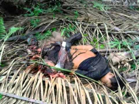 Philippine Sulu Soldiers Killed During Occupation of Lahad Datu Sabah Malaysia