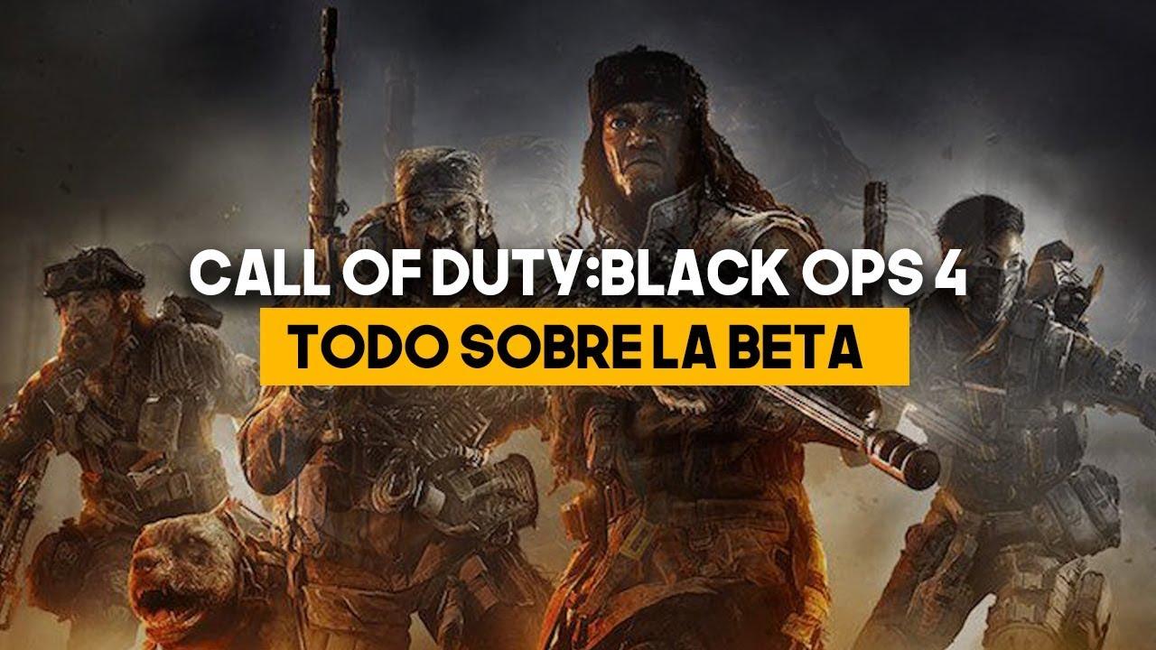 Call of Duty Black Ops 4. Consejos y trucos para la BETA
