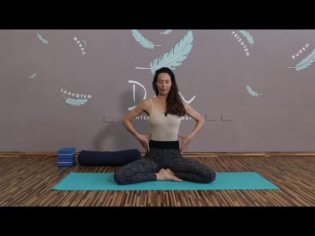 Samomasaža za sprostitev napetosti v telesu