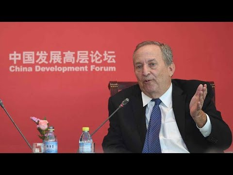 Former US treasury secretary: American strategy should pick the US up, not to hold China down