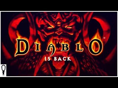 The ORIGINAL Diablo is back!