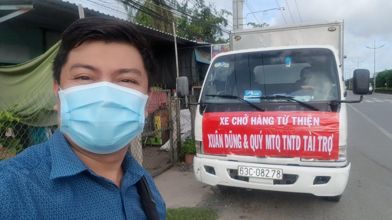 Một Xe Tải Đầy Rau Củ Quả Lên Sài Gòn Nhé Bà Con