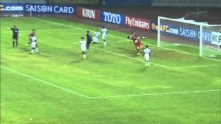 Qatar vs China: AFC U19 Championship 2014 (Quarter Final)