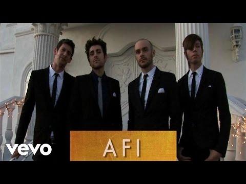 AFI - Beautiful Thieves (Making of)