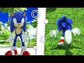 Sonic Generations - Sonic 06 Animations
