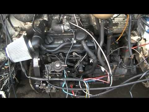 vw transporter t4 1.9 tdi engine conversion