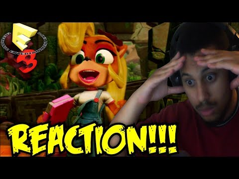 YOU CAN PLAY AS COCO?! Crash Bandicoot N. Sane Trilogy - PS4 Gameplay Launch Trailer | E3 2017