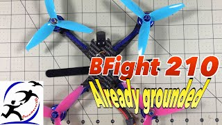 BFight 210mm Racing Drone.  Now $99!!! I broke it in 30 seconds, but it could still be pretty good