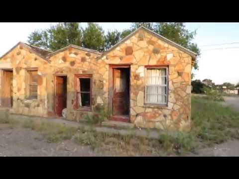 Abandoned Apartments, Monahans TX 2017