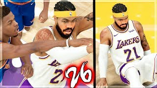 ENDED HIS CAREER WITH MEAN CONTACT POSTERIZER DUNK! NBA 2k20 MyCAREER Ep. 26