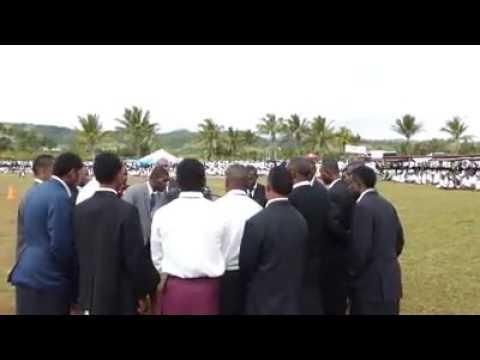 Male Voice- Fijian Gospel