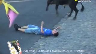 أخطر مشاهد من مصارعة الثيران  (إسبانيا)