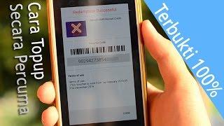 Repeat youtube video Cara Topup Celcom,Maxis,Digi Secara Percuma