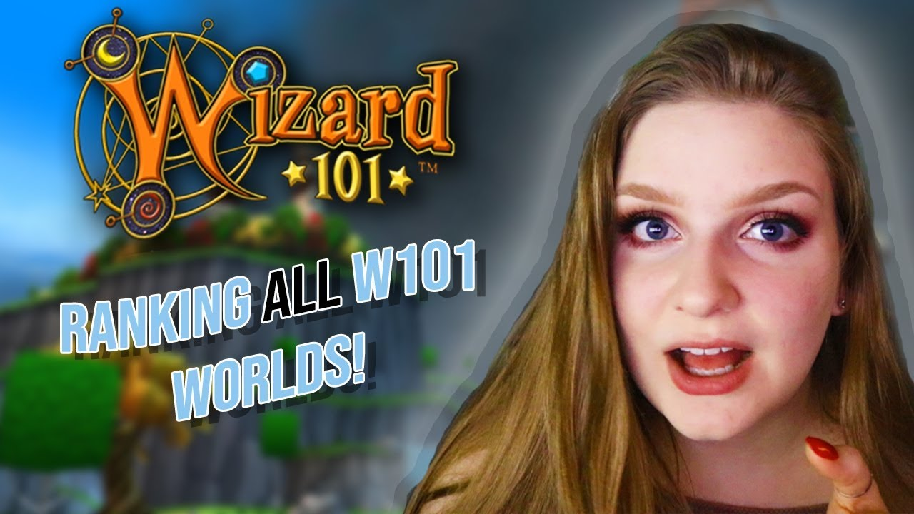 My Indepth Ranking of All Wizard101 Worlds ????
