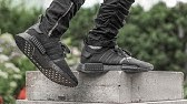 Adidas Nmd R 1 Triple Black Japan Review On Feet Top Nmd