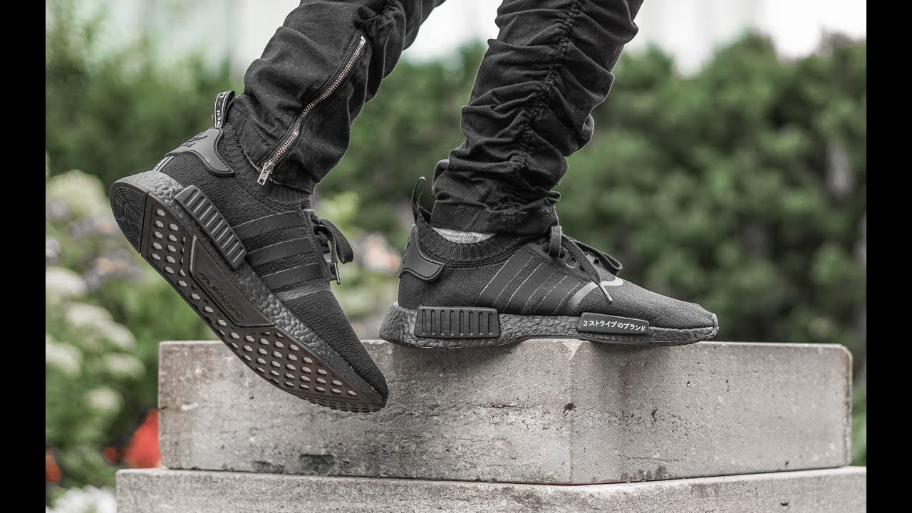 199af24c8a1d4 ... adidas nmd japan triple black