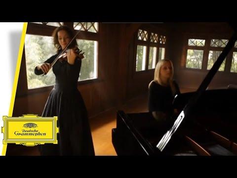 Hilary Hahn - Charles Ives - Valentina Lisitsa (Trailer)
