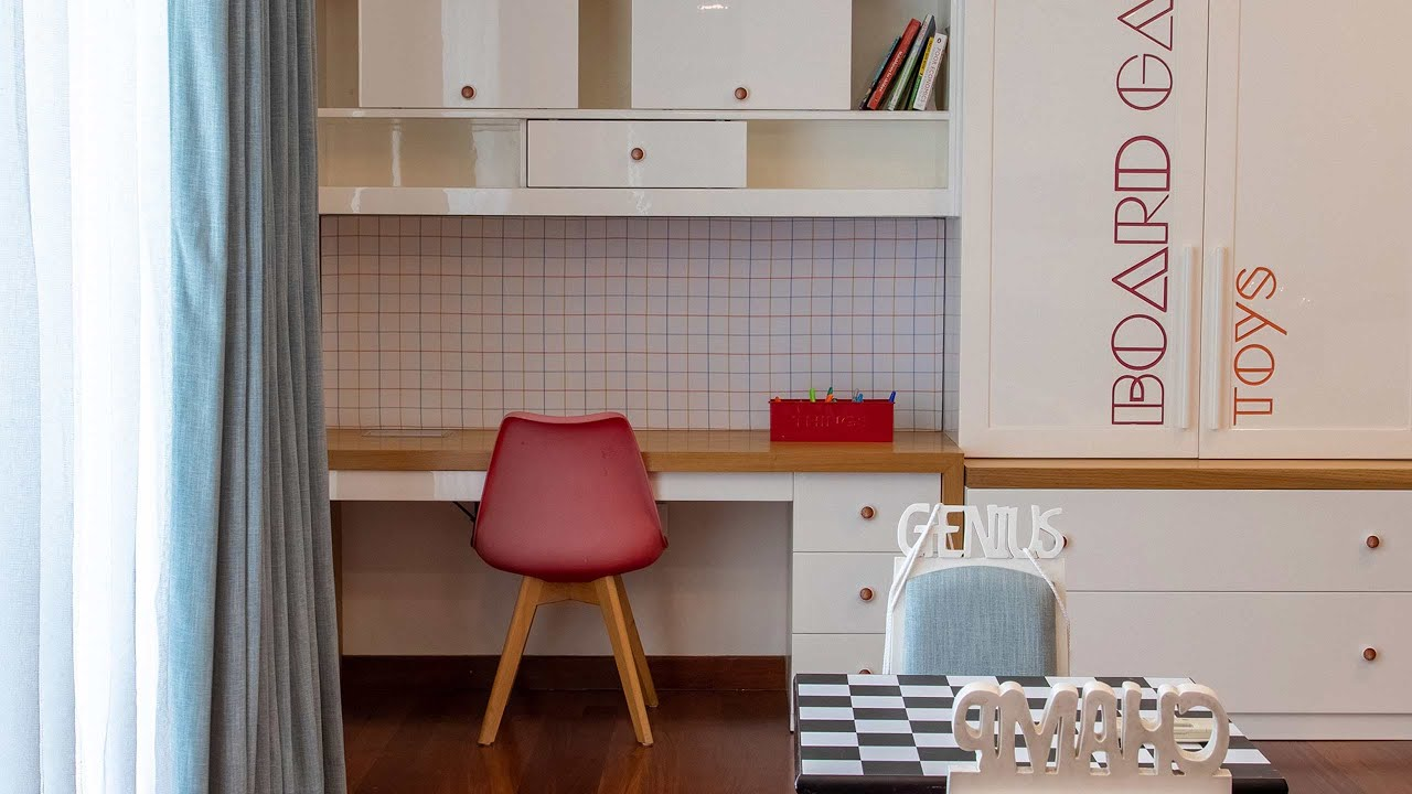 Learn how to bring fun into functionality for your children's rooms with these easy tips