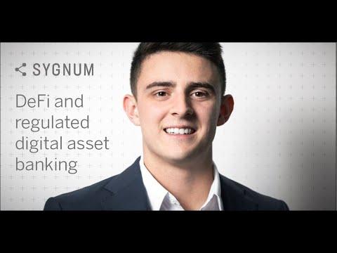 Sygnum Bank - DeFi and regulated digital asset banking