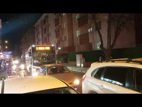 Ambulans Trafikte Yol Arıyor