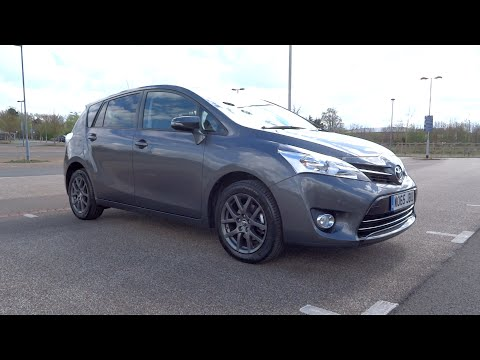 2016 Toyota Verso 1.8 Valvematic Trend Start-Up and Full Vehicle Tour
