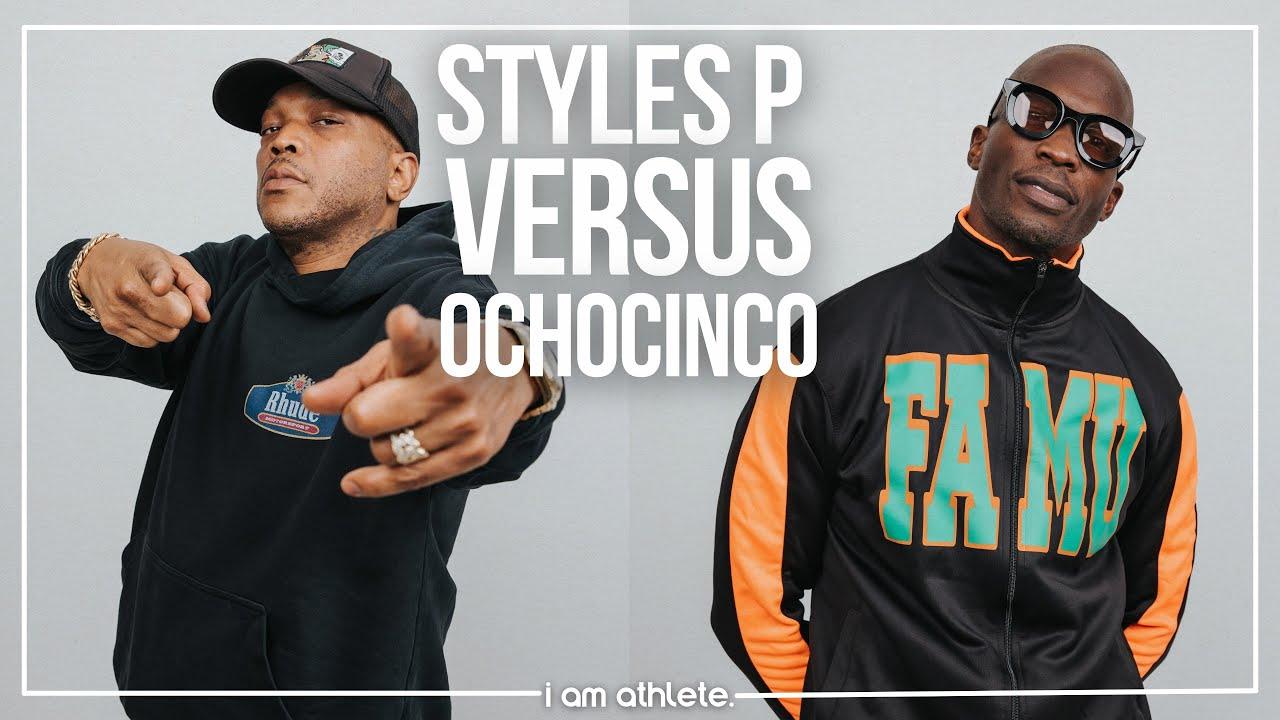 Is Kanye vs Drake Too Messy For Hip-Hop? - Styles P Versus Chad Ochocinco Johnson