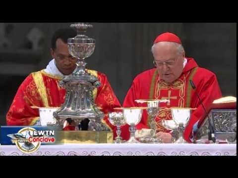 Conclave Mass 2013/03/12