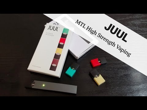 Hardware Review: Pax Juul