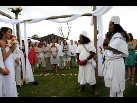 Matrimonio Simbolico En Santa Marta : Bendicion indigena matrimonio federico y juliana gonzalez