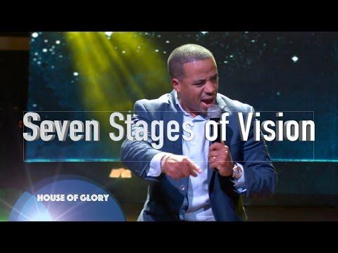The Seven Stages Of Vision - Pastor Dionny Baez
