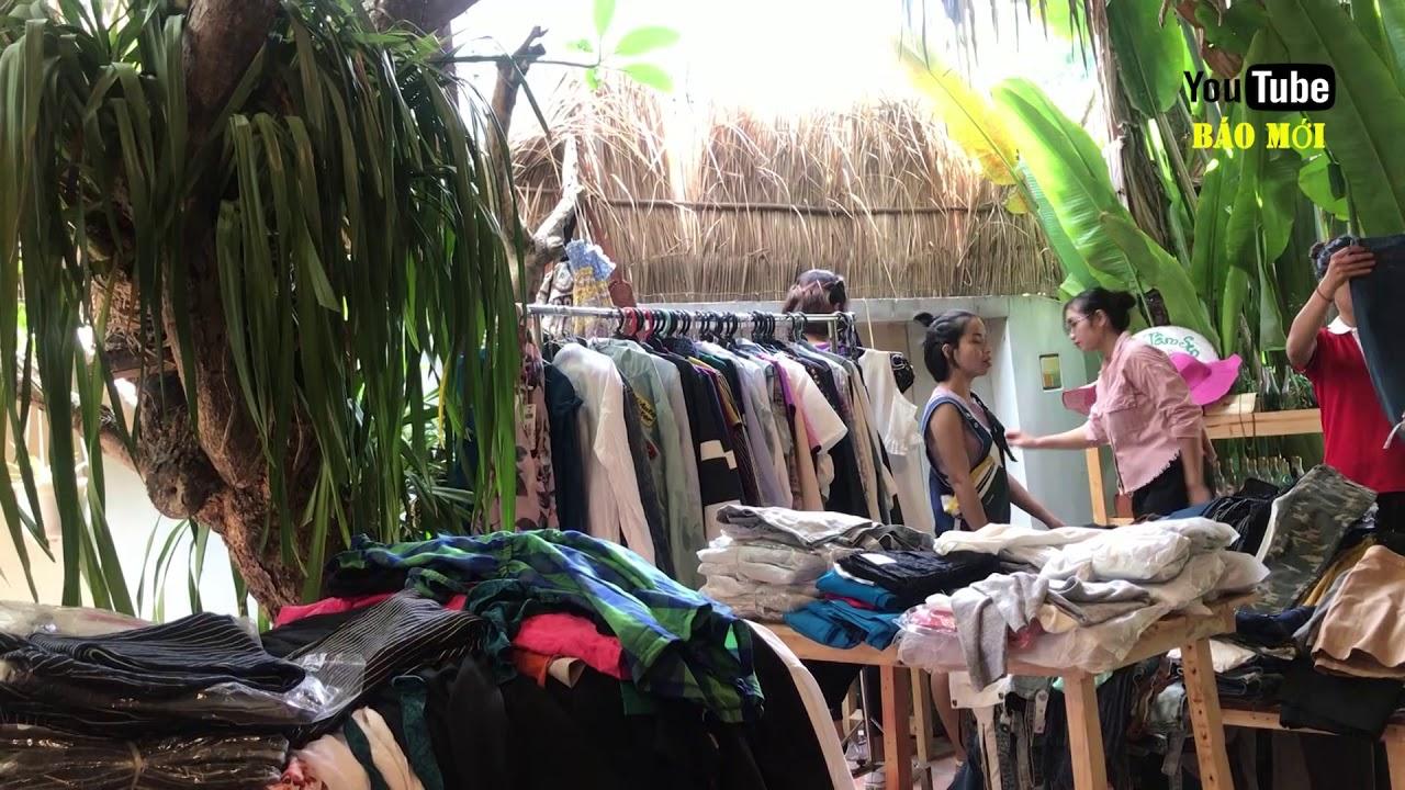 Nơi quần áo cũ được quy thành tiền từ thiện