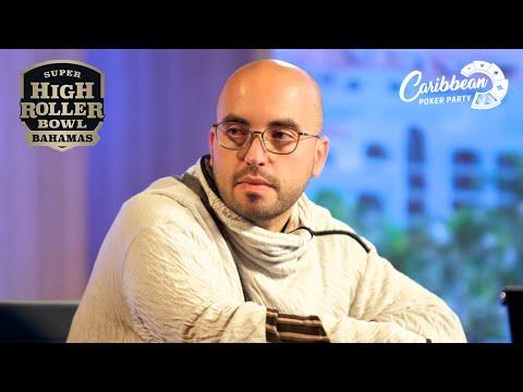 HIGHLIGHTS SHRB Bahamas Day 2   Caribbean Poker Party 2019