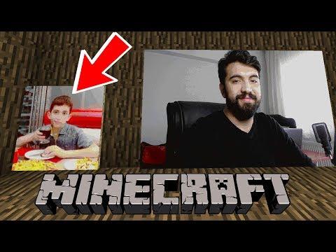 10 YAŞINDAKİ TAKİPÇİMİN YAPTIĞI HARİTA !!!! | Minecraft