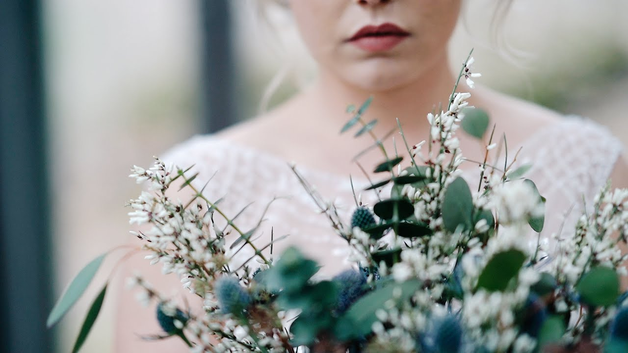 Bailey & Wes | Thorncrown Chapel Wedding Videography