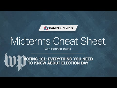 Voting 101: Everything you need to know about Election Day | Midterms Cheat Sheet Mp3
