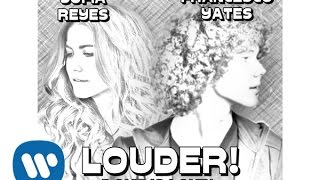 Sofia Reyes Ft. Francesco Yates & Spencer Ludwig - Louder (Love Is Loud) [Audio Oficial]
