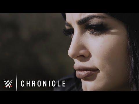Paige: WWE Chronicle teaser